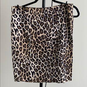 Dresses & Skirts - Cache 🐆 Leopard Knee length skirt🐆
